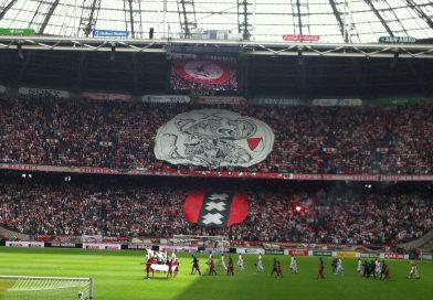 Ajax: op een slof en een emotie-aandeel